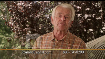 Rosland Capital TV Spot for Gold Featuring William Devane - Thumbnail 7