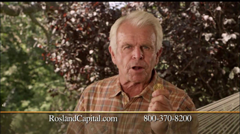 Rosland Capital TV Spot for Gold Featuring William Devane - Thumbnail 8