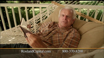 Rosland Capital TV Spot for Gold Featuring William Devane - Thumbnail 9