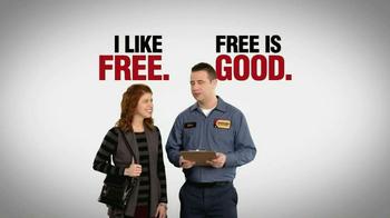 Meineke Car Care Centers TV Spot, 'Free is Good' - Thumbnail 6