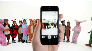 Apple iPhone 5 TV Spot, 'Every Picture Tells a Story' Feat. Jeff Daniels