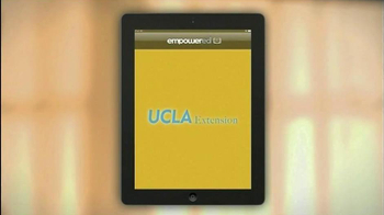 Empowered UCLA Extension TV Spot Featuring Genna Davis, Sally Field - 6 commercial airings