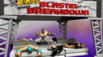 WWE Rumblers TV Spot, 'The Battle is On'