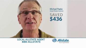Allstate TV Spot, 'Think Again' - Thumbnail 6