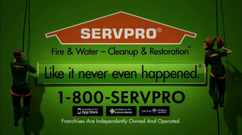 ServPro TV Spot, 'We're Ready'