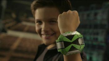 Ben 10 Omnitrix Touch TV Spot