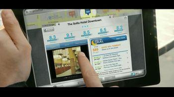 Priceline.com TV Spot 'Mobile App' - 414 commercial airings