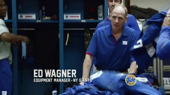 My Tide TV Spot Featuring Ed Wagner