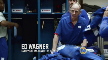 My Tide TV Spot Featuring Ed Wagner - 20 commercial airings