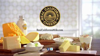 Real California Milk TV Spot, 'Shower Singer'