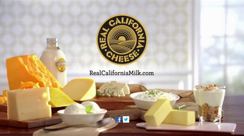 Real California Milk TV Spot, 'Shower Singer' - 972 commercial airings