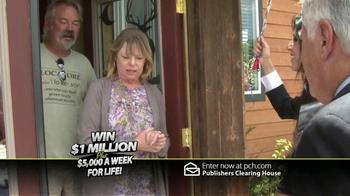 Publishers Clearing House TV Spot, 'Numb Legs' - Thumbnail 4