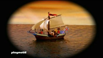 Playmobil Pirates TV Spot
