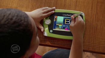 LeapPad 2 Learning Tablet TV Spot