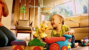 Disney Baby Sing-Along Choo-Choo TV Spot, 'Joy of Learning'
