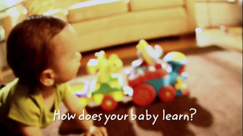 Disney Baby Sing-Along Choo-Choo TV Spot, 'Joy of Learning' - Thumbnail 2