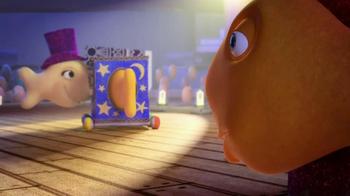 Goldfish Flavor Blasted TV Spot, 'Sawed in Half' - Thumbnail 3