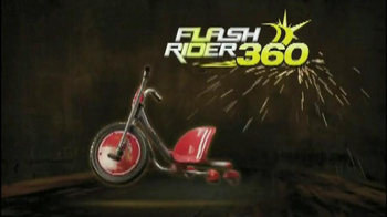 Razor Flash Rider 360 TV Spot - Thumbnail 2