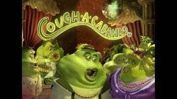 Mucinex DM TV Spot, 'Cough-A-Cabana'