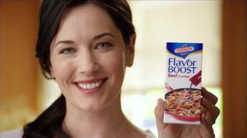 Swanson Flavor Boost TV Spot 'Beef' - Thumbnail 2