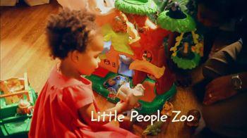Fisher Price Little People Zoo TV Spot, 'Joy of Learning'