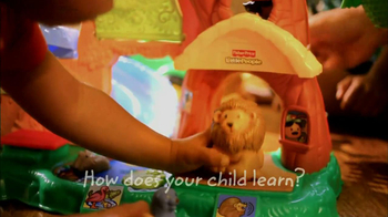 Fisher Price Little People Zoo TV Spot, 'Joy of Learning' - Thumbnail 2