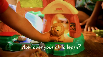 Fisher Price Little People Zoo TV Spot, 'Joy of Learning' - Thumbnail 3