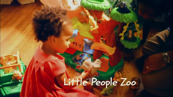 Fisher Price Little People Zoo TV Spot, 'Joy of Learning'