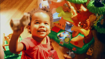 Fisher Price Little People Zoo TV Spot, 'Joy of Learning' - Thumbnail 6