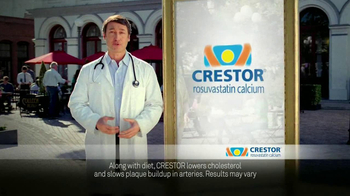Crestor TV Spot, 'Plaque Buildup' - Thumbnail 5