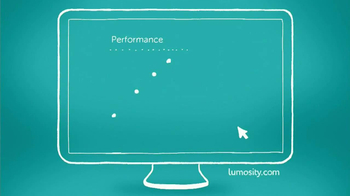 Lumosity TV Spot, 'Gym' - Thumbnail 8