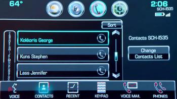 2014 Chevrolet Impala TV Spot, 'Touchscreen Display' - Thumbnail 4