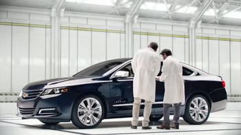 2014 Chevrolet Impala TV Spot, 'Touchscreen Display' - Thumbnail 6