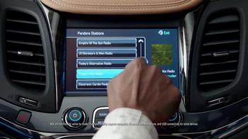 2014 Chevrolet Impala TV Spot, 'Touchscreen Display' - Thumbnail 7
