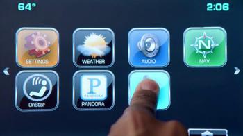 2014 Chevrolet Impala TV Spot, 'Touchscreen Display' - Thumbnail 8
