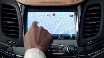 2014 Chevrolet Impala TV Spot, 'Touchscreen Display' - Thumbnail 9