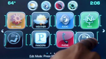 2014 Chevrolet Impala TV Spot, 'Touchscreen Display' - 838 commercial airings