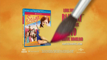 An American Girl: Saige Paints the Sky Blu-ray and DVD TV Spot - Thumbnail 10