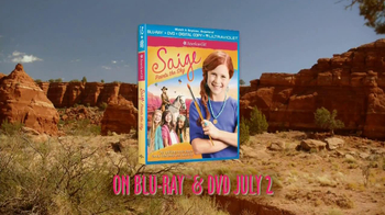 An American Girl: Saige Paints the Sky Blu-ray and DVD TV Spot - Thumbnail 3