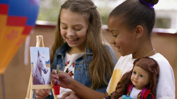 An American Girl: Saige Paints the Sky Blu-ray and DVD TV Spot - Thumbnail 7