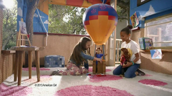 An American Girl: Saige Paints the Sky Blu-ray and DVD TV Spot - Thumbnail 8