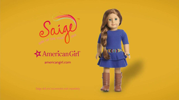 An American Girl: Saige Paints the Sky Blu-ray and DVD TV Spot - Thumbnail 9