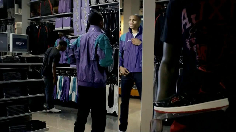 cbb950c245c1 Champs Sports TV Commercial Featuring Russell Westbrook