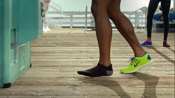 Nike Free TV Spot, 'Toy Claw' Featuring Ashton Eaton and Allyson Felix - Thumbnail 6