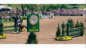 Rolex TV Spot, 'Horse Racing' - Thumbnail 3