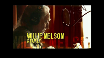 Willie Nelson and Family  'Let's Face the Music and Dance' TV Spot - Thumbnail 3