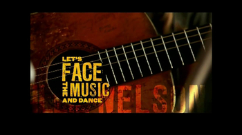 Willie Nelson and Family  'Let's Face the Music and Dance' TV Spot - Thumbnail 5