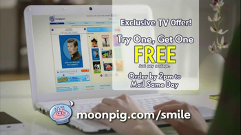 Moonpig TV Spot, 'Smile' - Thumbnail 9