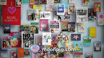 Moonpig TV Spot, 'Smile' - Thumbnail 4