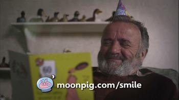 Moonpig TV Spot, 'Smile' - Thumbnail 8